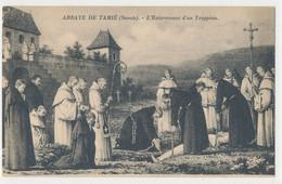 73 - Savoie - Plancherine Abbaye De Tamié -  L'Enterrement D'un Trappiste - Autres Communes