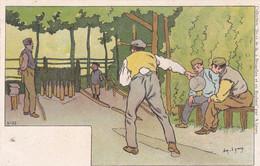 A.Lynen - No 33 - Jeu De Quilles - 1900-1949