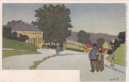 A.Lynen - No 35 - En Temps De Kermesse - Chaussee De Wateloo - 1900-1949