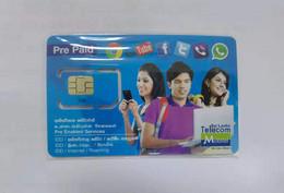 Sri Lanka GSM SIM Card,unused,mint - Sri Lanka (Ceilán)
