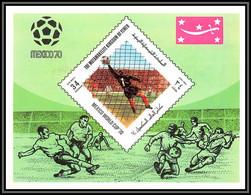 Yemen Royaume (kingdom) - 4178/ N°192 A World Cup Mexico 1970 Goalkeeper Football Soccer Neuf ** MNH - 1970 – Mexico