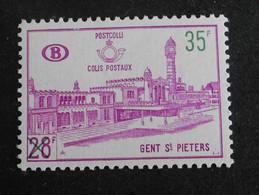 1960 : Cob TR376** (sans Charnière D10) Voir Verso - 1952-....