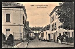 Diest  -  Rue De Schaffen N  -  Schaffenstraat . - Diest