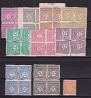D204 / LOT N° 620/629 AVEC BLOC DE 4 NEUF** COTE 45€ - Verzamelingen