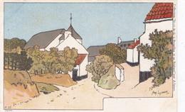 A.Lynen - No 57 - Baisy - Thy - Route De Villers à Genappe - 1900-1949