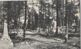 """Cartolina - Postcard / Non Viaggiata - Unsent / Cimitero Militare Italiano """" Aquile Delle Tofane  """" - Cimetières Militaires"""
