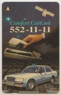 Singapore Old Phonecards Unused Cablink - Singapore