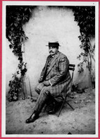 Photographie De Presse (Repro) VALERY LARBAUD Poète Ecrivain (03 VICHY 1881 - 1957) - Beroemde Personen