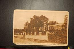 CP, 93, LIVRY-GARGAN Sanatorium De L'Abbaye Avenue Turgot, Vue Extérieure, RARE - Livry Gargan
