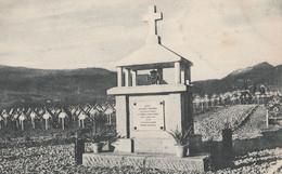 "Cartolina - Postcard / Non Viaggiata - Unsent / Cimitero Militare Italo Austriaco "" Fraternità D'Armi "" Canove. - Cementerios De Los Caídos De Guerra"