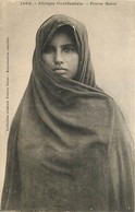 Afrique Occidentale , Jeunes Femmes Maure , * 356 01 - Ohne Zuordnung