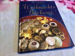 Schweiz Familie Weihnachts Christkinds Buche Calvados Pralinen Kugeln Rum Rosinen …Dr Oetker Swiss Switzerland Suisse - Old Books