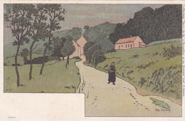 A.Lynen - No 97 - Environs Du Chateau De La Motte - 1900-1949