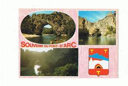 07 - PONT D'ARC - 614 - Vallon Pont D'Arc