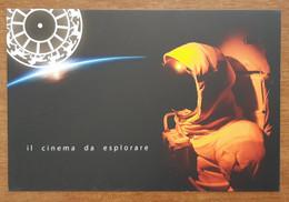 Cinema To Explore Carte Postale - Publicité
