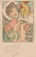 Illustratori - Mucha - Cocoricò - F. Piccolo - Viagg - Splendida  - Rara - Mucha, Alphonse