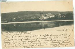 Godinne 1904; Les Bords De La Meuse - Voyagé. (Nels - Bruxelles) - Yvoir