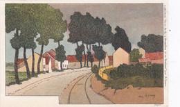 A.Lynen - No 115 - Route De Lennik - 1900-1949