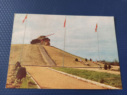 Moldova. Transnistria (PRIDNESTROVIE). Dubossary. Tank T 34 Monument - Old Postcard  1970s - Moldova