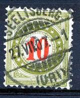 "HELVETIA - Mi 18 - Portomarken -  ""SEELISBERG - (URI)"" -  (ref.3775) - Segnatasse"
