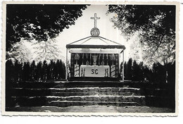 """51 - LOISY EN BRIE ? - Carte Photo Reposoir Religieux Peut être De L'Ascension -  N° 3 - Voir Paragraphe """"Description"""" - Autres Communes"""