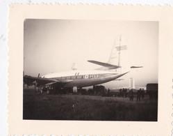 Photos De Particulier Algérie Constantine Aéroport Avec Avion F BAVH A Identifier   Réf 9529 - Boats