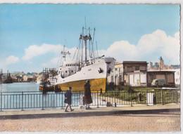 Caen Le Port Cargo Isee France-Vues - Caen