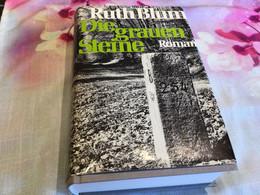 Schweiz Buch Deutsche Langage Die Glauben Steine Ruth Blum Roman Lebens Kriegs 1930/50 In Der Schweiz - Old Books