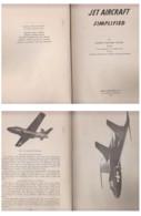 Jet Aircraft Simplified   1950 - Trasporti