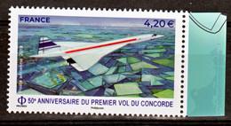France PA 83a 2019 Concorde Avec Bord De Feuille  (feuille De 10) Neuf ** TB MNH Sin Charnela Faciale 4.2 - 1960-.... Neufs