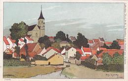 A.Lynen - No 148 Eglise St; Medard  - Jodoigne - 1900-1949