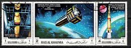 Ras Al Khaima Space CTO 1970  DIAL Rocket. - Ra's Al-Chaima