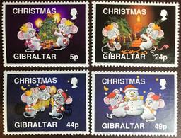 Gibraltar 1993 Christmas MNH - Gibilterra