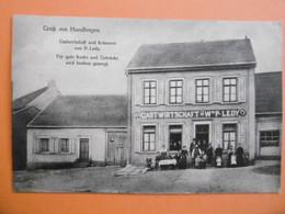 HINDLINGEN  ( 68 ) Grub Aus HUNDLINGEN                  - STRUETH - FULLEREN - LARGITZEN - Autres Communes