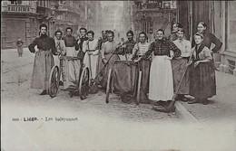 Les BALAYEUSES à Liège - BEAU PLAN ANIME - Street Merchants