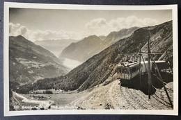 Berninabahn Blick Ins Puschlav/ Photo B. Schocher - GR Grisons