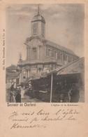 234.CHARLEROI. L'EGLISE ET LA KERMESSE - Charleroi