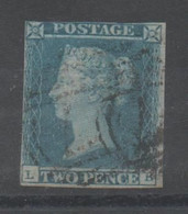 UK, GB, Used, 1841, Michel 4 - Used Stamps