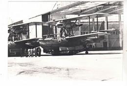 PHOTO AVION  AVIATION  HYDRAVION CAMS 55 A BERRE - Aviación