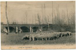 CHEDIGNY - Pont Sur L'Indrois , Nom De Commune Non Légendé - Altri Comuni