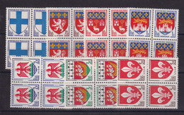 D207 / LOT N° 1180/1186 BLOC DE 4 NEUF** COTE 6€ - Collections