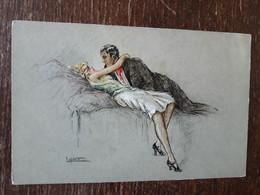 L37/454 Les Grands Serments - Illustrateur LAPORTE - Autres Illustrateurs