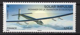FRANCE 2021 AVION ECOLOGIQUE LE SOLAR IMPULSE NEUF** - Airplanes