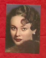 PS54 = MARIA DENIS ATTRICE ITALO ARGENTINA -- ANTICA CARTOLINA 1941 NON VIAGGIATA ---- - Artiesten