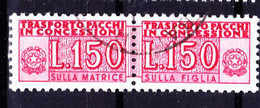 Italien Italy Italie - Gebührenmarke B Nach Michel (MiNr: 18) 1968 - Gest Used Obl   ***** - Consigned Parcels