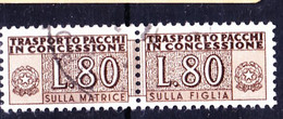 Italien Italy Italie - Gebührenmarke B Nach Michel (MiNr: 10) 1960 - Gest Used Obl   ***** - Consigned Parcels