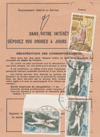 CARTE DE REEXPEDITION BANDOL VAR 28/5/1973 EN POSTE RESTANTE - 1961-....