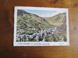 VALLS D'ANDORRA - 31 Les Escaldes, Vista Parcial - Andorre