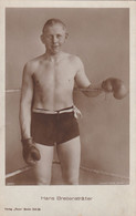 Hans Breitenstrater, Boxing.Ross Edition Nr.865/1 - Acteurs
