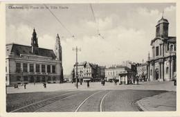 266.CHARLEROI. PLACE DE LA VILLE HAUTE - Charleroi